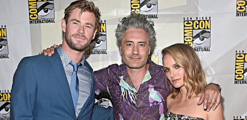 Thor: Love and Thunder   Taika Waititi dice que casi no debió ser hecha y que podría quedarse sin trabajo