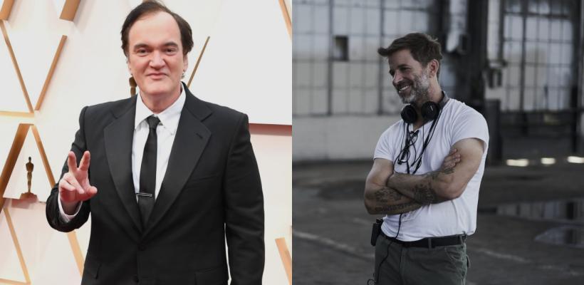 Quentin Tarantino cree que los fans del Snyder Cut son geniales por conseguir la película