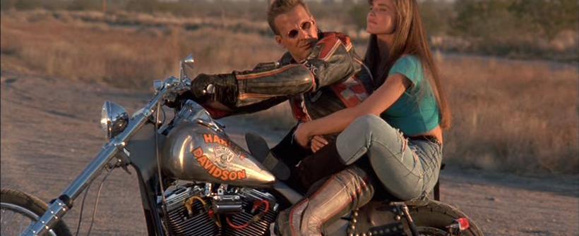 Harley Davidson and the Marlboro Man - Trailer Oficial