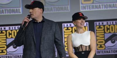 Black Widow: Kevin Feige explicó por qué está ubicada entre Civil War e Infinity War