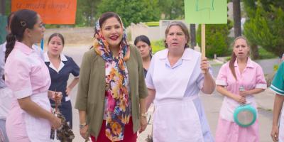 Guerra de Vecinos se convierte en lo más visto de Netflix en México