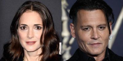Winona Ryder retiró su testimonio a favor de Johnny Depp en juicio por difamación
