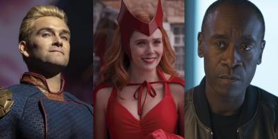 ¡Súper año! Series de superhéroes lideran nominaciones al Emmy 2021