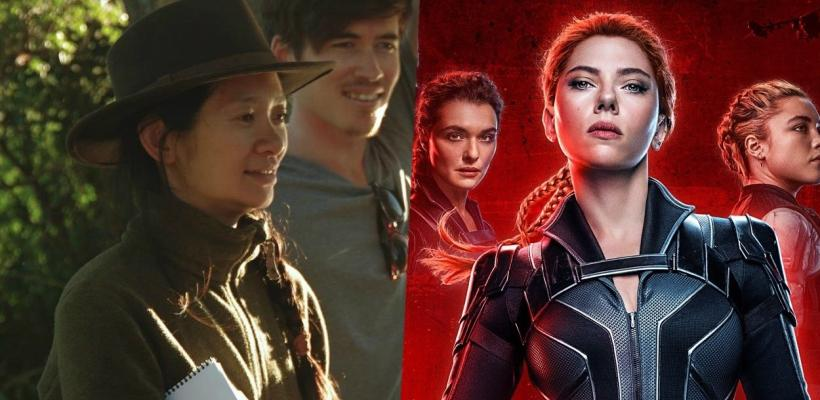 Kevin Feige dijo que Black Widow llevó a que Marvel contratara a Chloé Zhao