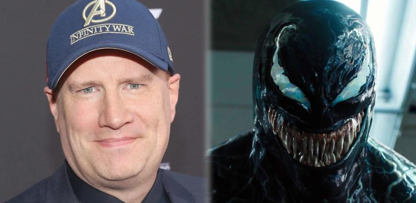 Kevin Feige sugiere que Venom sí se unirá al Universo Cinematográfico de Marvel