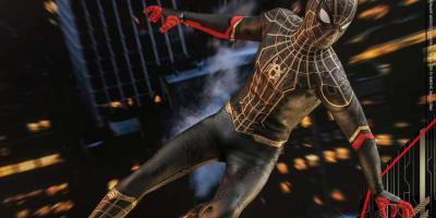 Spider-Man: No Way Home   Juguete revela que Doctor Strange daría poderes mágicos al traje