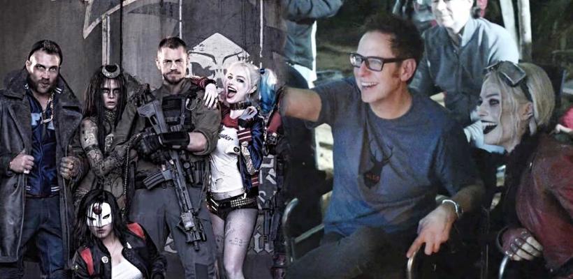 James Gunn se negó a hacer un reboot con The Suicide Squad