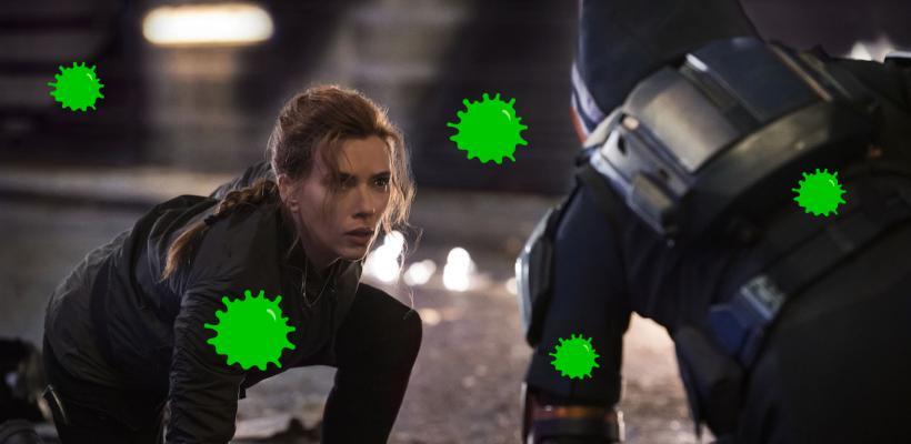 Las peores críticas a Black Widow