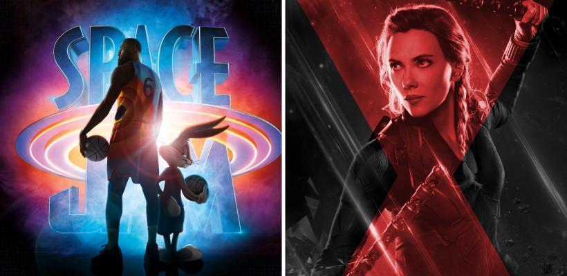 Space Jam 2 derrota a Black Widow en la taquilla mexicana