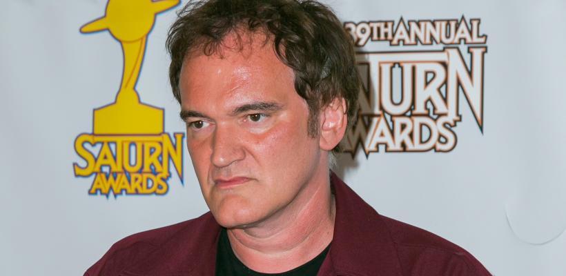 A Quentin Tarantino le deprime el estreno de películas en streaming