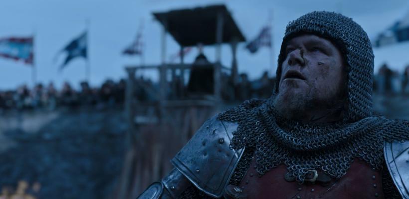 The Last Duel: Película de Ridley Scott con Matt Damon, Adam Driver y Ben Affleck, lanza su primer trailer