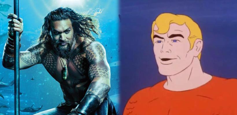 Jason Momoa anuncia que será rubio en Aquaman and the Lost Kingdom
