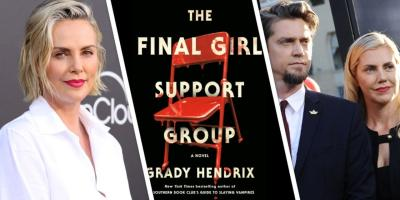Charlize Theron, Barbara y Andy Muschietti van a adaptar The Final Girl Support Group para HBO Max