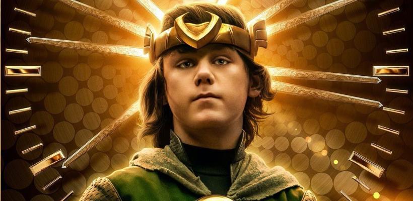 Actor de Kid Loki revela que su personaje es el más viejo de los Lokis