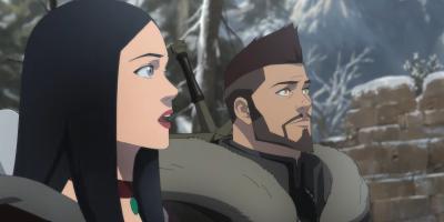 The Witcher: La Pesadilla del Lobo | Netflix lanza tráiler del anime spin-off de la exitosa serie