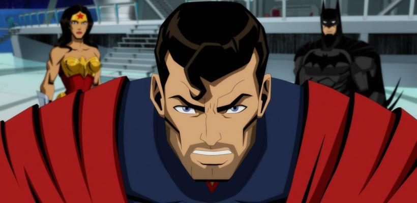 Injustice: Se anunció el elenco de la película animada e incluye a un actor de Smallville y a uno de Star Trek
