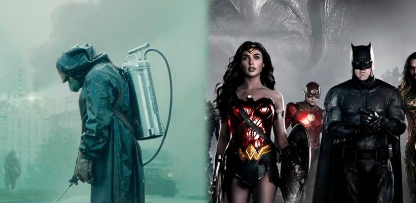 Creador de Chernobyl dice que no es fan del cine de superhéroes, pero el Snyder Cut le gustó