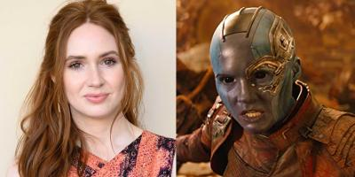 Karen Gillan quiere seguir en el MCU incluso después de Guardianes de la Galaxia Vol. 3