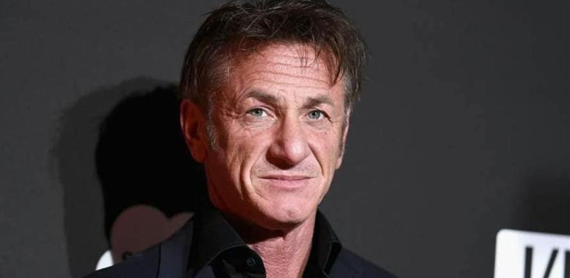 Sean Penn amenaza con renunciar a su nueva serie si no se vacuna todo el equipo de producción