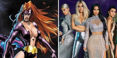 She Hulk: revelan que Titania estaría inspirada en las Kardashian