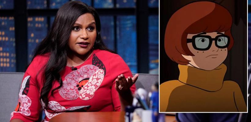 Velma: Mindy Kaling le responde a la gente que le molesta su nueva versión asiática del personaje