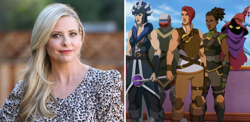 Amos del Universo: Revelación es mejor que la original porque tiene más mujeres fuertes, dice Sarah Michelle Gellar