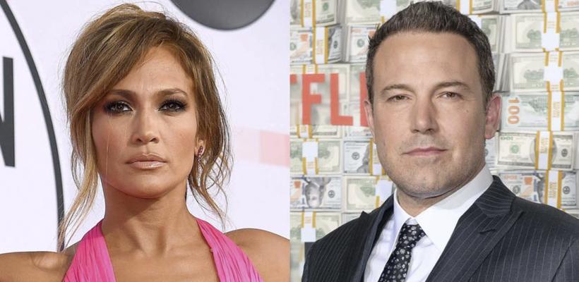 Jennifer Lopez confirma su relación con Ben Affleck en Instagram