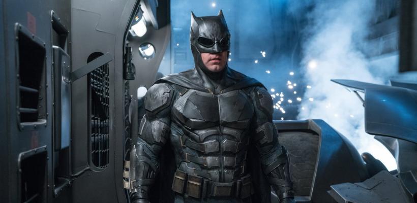 The Flash: se revelan primeras imágenes del Batman de Ben Affleck