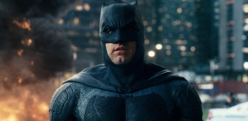The Flash: Nuevas imágenes del set nos dejan ver aún mejor a Batfleck y a su Batcycle