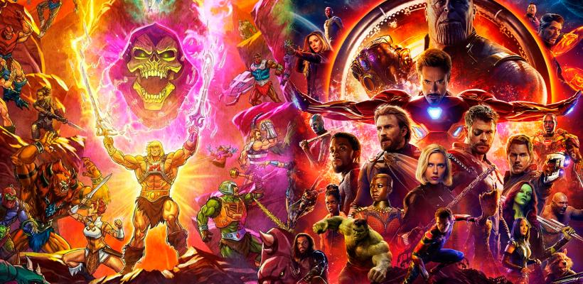 Amos del Universo: Revelación | Kevin Smith dice que se inspiró en el MCU para la serie