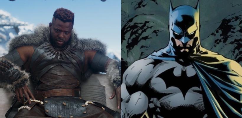 Winston Duke, de Pantera Negra, será Batman en nueva adaptación