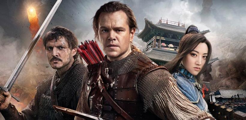 Matt Damon sabía que La Gran Muralla sería un desastre desde su rodaje