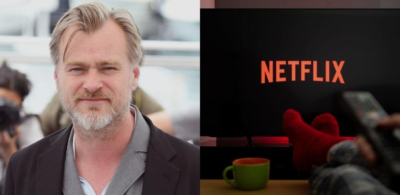 Netflix está en conversaciones con Christopher Nolan para proyectos futuros