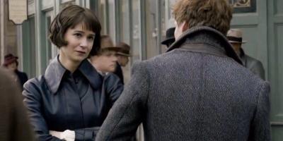 Katherine Waterston dice que es importante enfrentar la transfobia de J.K. Rowling