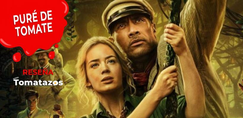 RESEÑA: Jungle Cruise   Un viaje épico que remonta al cine clásico de aventura
