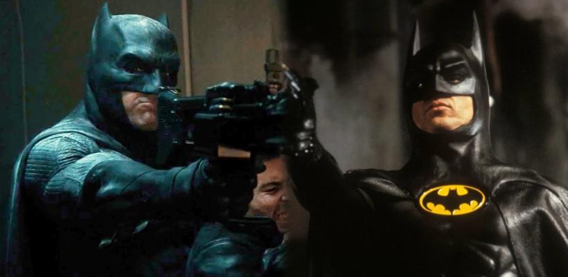 Rumor: el Batman de Ben Affleck se enfrentará al Batman de Michael Keaton en The Flash