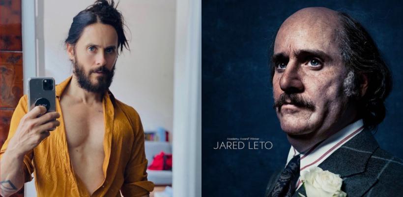 House of Gucci: Jared Leto está irreconocible en primeras imágenes junto a Lady Gaga y Adam Driver