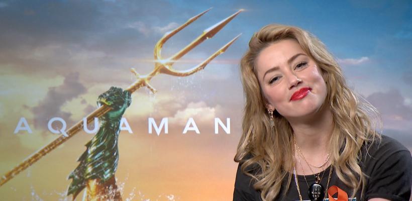 Fans de Johnny Depp no podrán boicotear a Amber Heard, dice productor de Aquaman and the Lost Kingdom