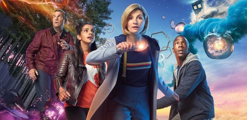 Jodie Whittaker se despide de Doctor Who junto a su actual showrunner