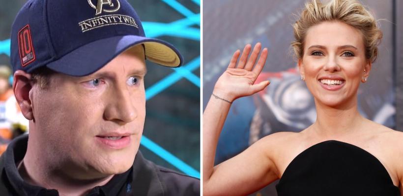 Rumor: Kevin Feige está enojado con Disney por Black Widow y la demanda de Scarlett Johansson