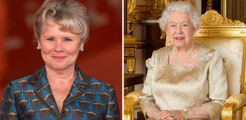 The Crown: Se lanza la primera imagen de Imelda Staunto como la Reina Isabel II