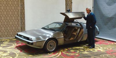 John DeLorean: Mito y magnate ya tiene primeras críticas