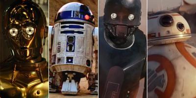 Star Wars: ensayo propone que los droides son una alegoría de la esclavitud