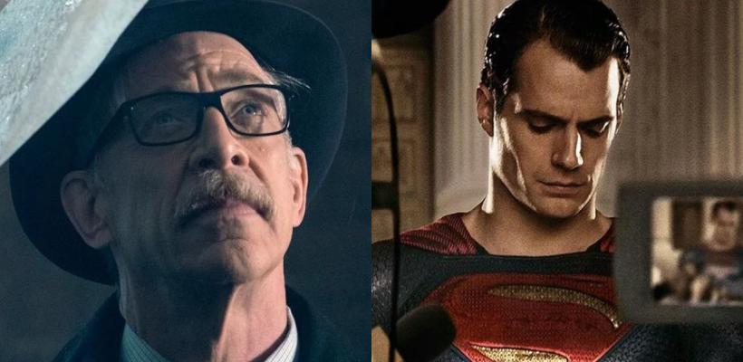 J.K. Simmons habría alentado a Henry Cavill a volver como Superman en Batgirl