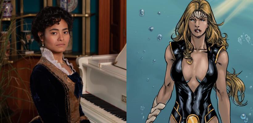 RUMOR: Mabel Cadena podría ser Namora en Black Panther: Wakanda Forever