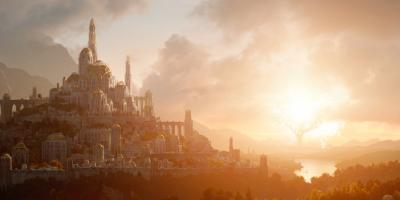 El Señor de los Anillos: podría haberse revelado el significado de la primera imagen de la serie
