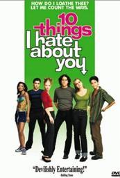10 Cosas que Odio de Ti