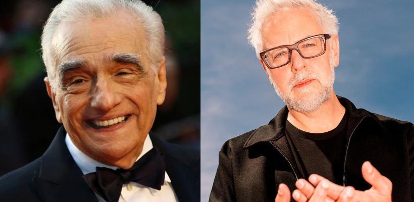 James Gunn aclara su crítica a Martin Scorsese