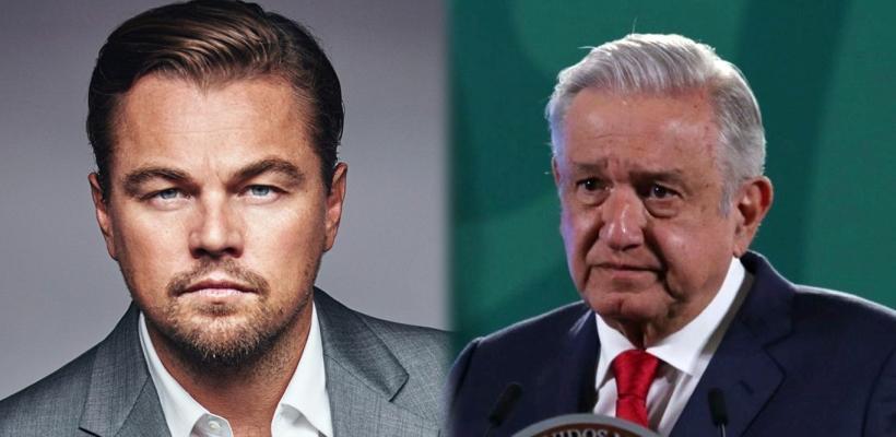 Leonardo DiCaprio condena al gobierno mexicano por desproteger a la vaquita marina