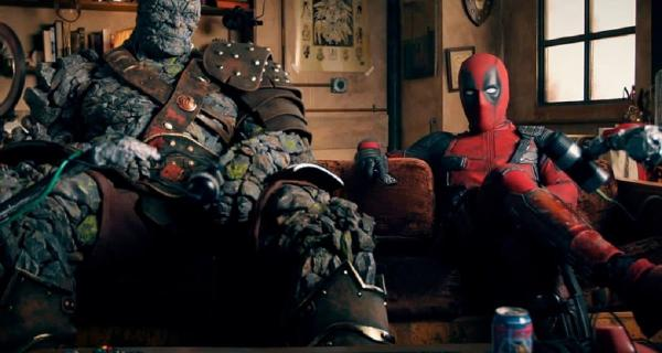 Deadpool y Korg comentan el tráiler de Free Guy: Tomando el control